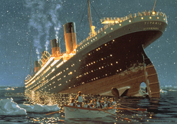 Titanic_sinks_lifeboat